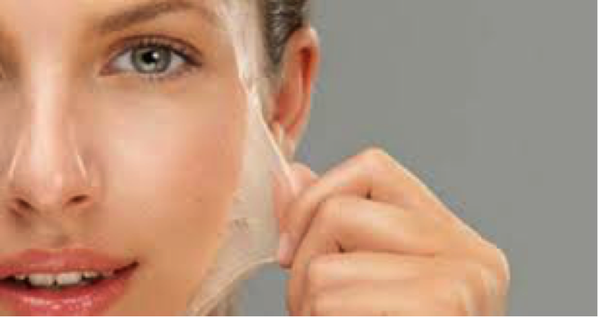 formacion de colageno en la cara