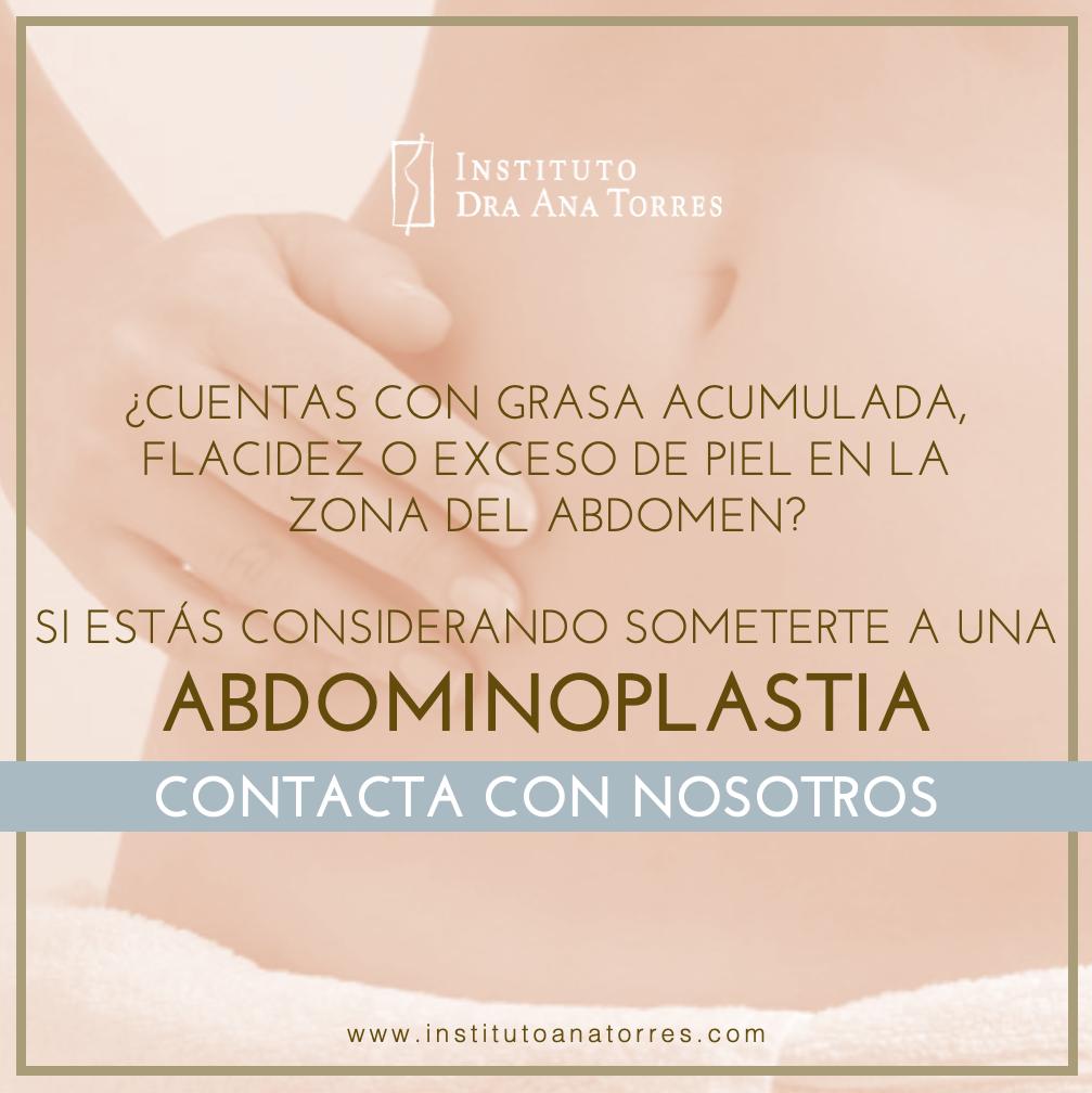 Abdominoplastia en Barcelona