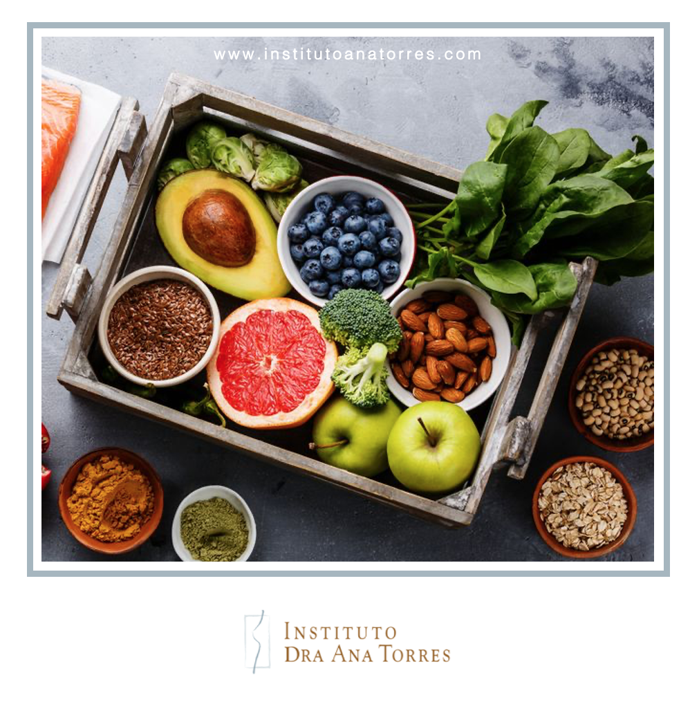 Alimentación preoperatorio y postoperatorio
