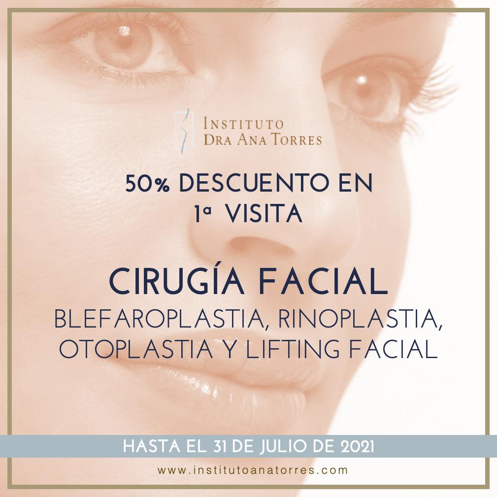 cirugia facial barcelona