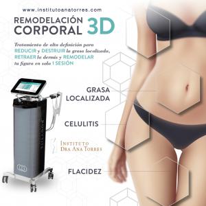 Remodeclación corporal BodyTite Barcelona