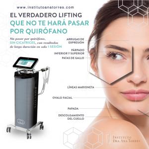 FaceTite en Barcelona remodelación facial