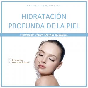 tratamientos hidratación piel barcelona